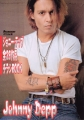 JOHNNY DEPP Johnny Depp Flyers JAPAN Picture Booklet