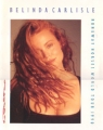 BELINDA CARLISLE 1990 JAPAN World Tour Program