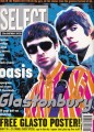 OASIS Select (8/95) UK Magazine