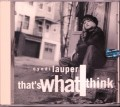 CYNDI LAUPER That's What I Think USA CD5 w/5 Versions