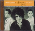 BLANK AND JONES feat. ROBERT SMITH of THE CURE A Forest USA CD5
