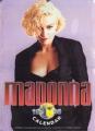MADONNA 1996 UK Oliver Calendar