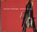MELISSA ETHERIDGE Nowhere To Go UK CD5