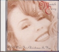 MARIAH CAREY All I Want For Christmas Is You JAPAN CD5