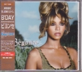 BEYONCE B'day JAPAN CD w/Bonus Tracks