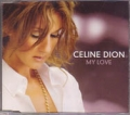 CELINE DION My Love EU CD5