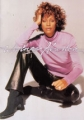 WHITNEY HOUSTON 1997 JAPAN Tour Program