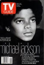 Michael Jackson Tv Guide 11 10 16 01 Usa Magazine W 1970