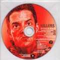 KILLERS Spaceman USA CD5 Promo Only Picture Disc