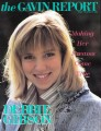 DEBBIE GIBSON The Gavin Report (4/22/88) USA Magazine