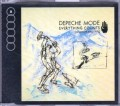 DEPECHE MODE Everything Counts USA CD5