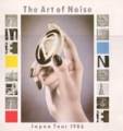 ART OF NOISE Japan Tour 1986 JAPAN Tour Program