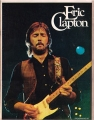 ERIC CLAPTON 1975 USA Tour Program