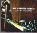 MOBY Jam For The Ladies Australian CD5 w/2 New Tracks & 5 Mixes