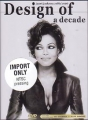 JANET JACKSON Design Of A Decade JAPAN DVD NTSC