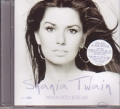 SHANIA TWAIN When You Kiss Me/Up UK CD5 w/4 Tracks