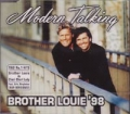 MODERN TALKING Brother Louie `98 w/EXTRA TRACK!!!!