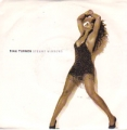 TINA TURNER Steamy Windows ITALY 7''