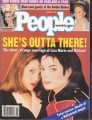 MICHAEL JACKSON People Weekly (2/5/96) USA Magazine