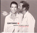 EURYTHMICS Peace Is Just A Word UK CD5