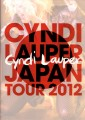 CYNDI LAUPER 2012 JAPAN Tour Program