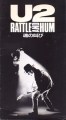 U2 Rattle And Hum JAPAN Movie Program!