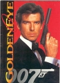 JAMES BOND 007 GoldenEye JAPAN Movie Program PIERCE BROSNAN