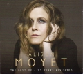 ALISON MOYET The Best Of: 25 Years Revisited EU 2CD Deluxe Edition