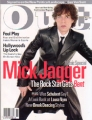 MICK JAGGER Out (11/97) USA Magazine