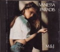 VANESSA PARADIS M&J FRANCE CD