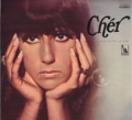CHER Cher JAPAN LP w/Red Vinyl