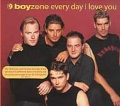 BOYZONE Every Day I Love You UK CD5