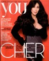 CHER You (11/28/10) USA Magazine