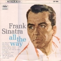 FRANK SINATRA All The Way JAPAN LP Red Vinyl