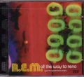 R.E.M. All The Way To Reno (You`re Gonna Be A Star) UK DVD Singl