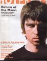 OASIS Hot Press (10/10/01) UK Magazine
