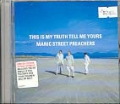 MANIC STREET PREACHERS This Is My Truth Tell Me Yours UK CD w/Ltd.Edition 32-Page Booklet