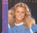 CHERYL LADD Take A Chance JAPAN LP