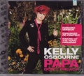 KELLY OSBOURNE Papa Don`t Preach USA CD5