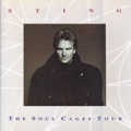 STING 1992 JAPAN Tour Program
