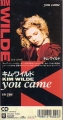 KIM WILDE You Came JAPAN CD3