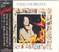 DEAD OR ALIVE Fan The Flame Part 1 JAPAN Only CD