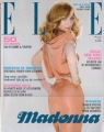 MADONNA Elle (2/06) HOLLAND Magazine