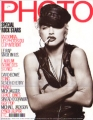 MADONNA Photo (3/91) FRANCE Magazine