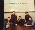 BOYZONE All That I Need UK CD5