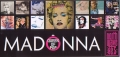 MADONNA Celebration JAPAN Promo Sticker Sheet