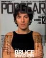 BRUCE SPRINGSTEEN Popgear (12/86) JAPAN Magazine