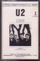 U2 Pride AUSTRALIA Cassette Single w/4 Tracks