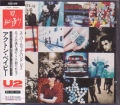 U2 Achtung Baby JAPAN CD