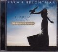 SARAH BRIGHTMAN Harem USA CD5 Promo Only w/5 Hex Hector Remixes